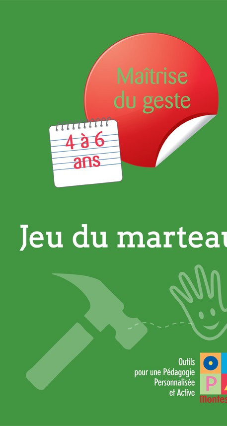 catalogue oppa montessori jeu du marteau
