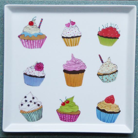 plat-peinture-porcelaine-cup-cake